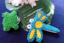Стиропор и пластмасови декорации за декоративни колове