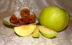 Pastilă de mere făcută manual