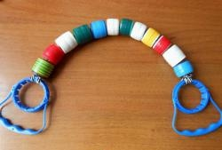 How to make a baby massager for the back