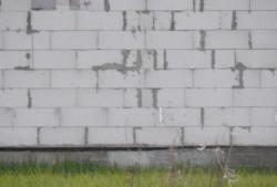 Clădirea casei din blocuri de gaze