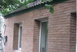 Dekoracja domu z cegły