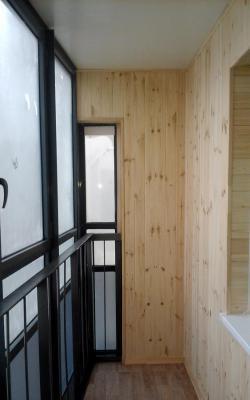 Podszewka balkonu