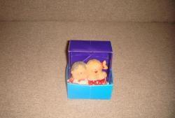 Mini cutie din carton