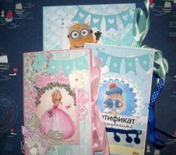 Çocuk veya hediye çekleri için paralı hediye zarfları