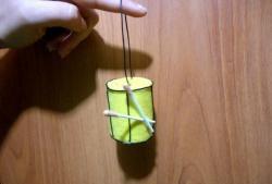 Създаване на новогодишна играчка