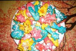 Homemade Kaleidoscope Cookies