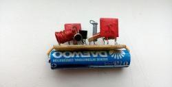Bug de rádio simples DIY-it-yourself
