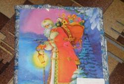 Cartão de natal DIY