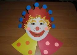 Маска за клоун