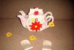 Поставка за чайник