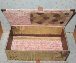 Erkek fatura kutusu veya fotoğraf kutusu