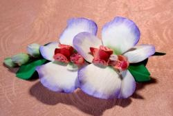 "Zacisk warsztatowy ""Orchidea"""