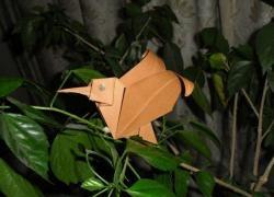 Sinek kuşu nasıl yapılır