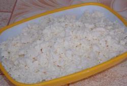 Gătirea brânză de casă