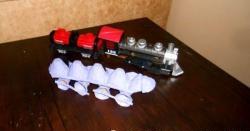 Влак влак за яйца