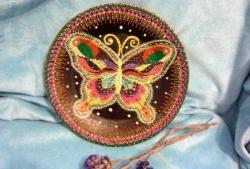 Точкова лятна пеперуда