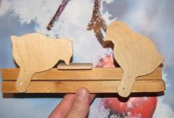 Jucărie pentru copii din lemn