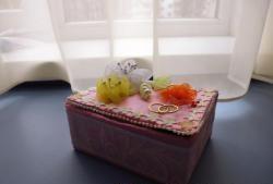 Hochzeitsbox für Geld oder Ringe