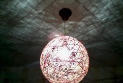 Thread Lampenschirm