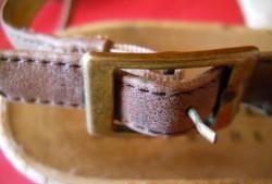 Cum se înlocuiește elasticul pe curelele de încălțăminte