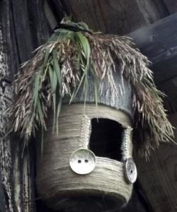 Casă pentru păsări