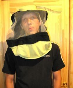 Pălăria apicultorului