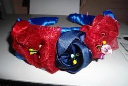 Blumenstirnband