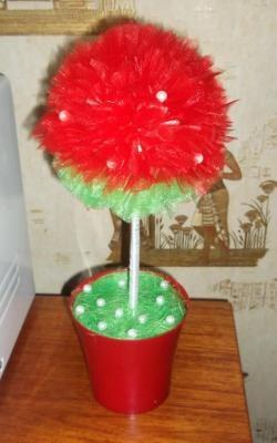 Parlak topiary