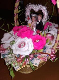 Tatlı düğün hediyesi