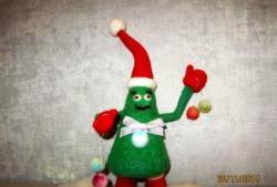 Glædelig juletræ