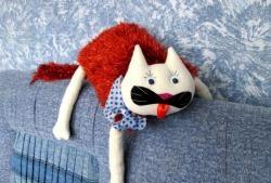 Pisică - Pernă