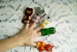 Театър за пръсти