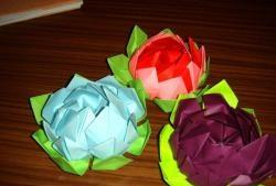 Лотосово цвете