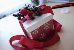 Cutie cadou în miniatură