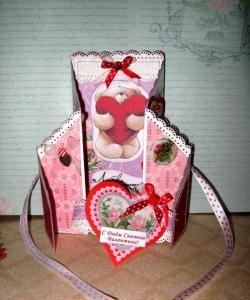 Card de Valentine