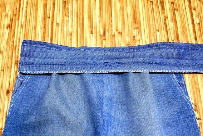Zmieniamy dżinsy dla dziecka