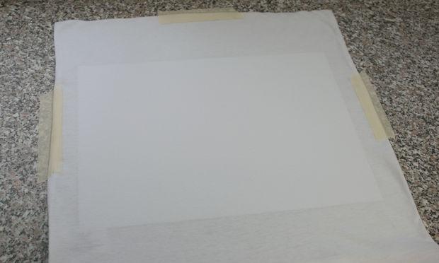 Przenieś obrazy na tkaninę