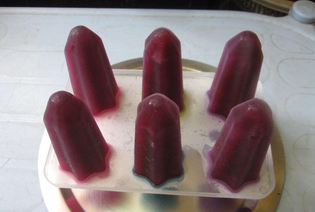 Berry ice