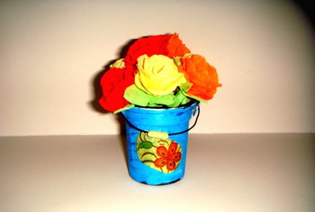 Küçük güller