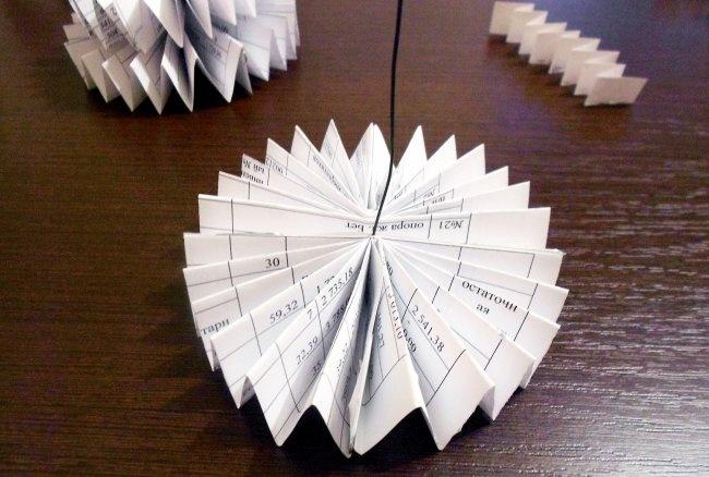 DIY Fischgrätenpapier