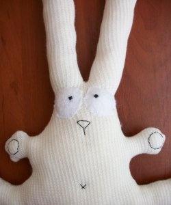 Kendi ellerinle bir tavşan dikmek için