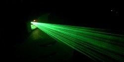 Cheap projetor a laser