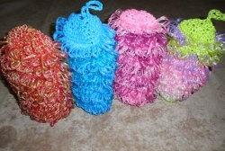 Atelier de confecționare a șervețelor de tricotat din fire de polipropilenă