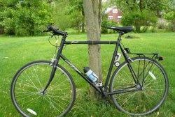 Gerador de bicicleta