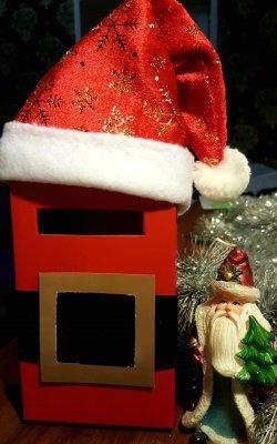 Пощенска кутия на Дядо Коледа
