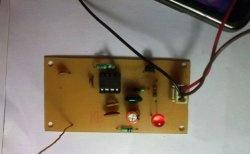 Prosty obwód mobilnego detektora sygnału