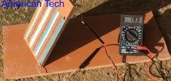 Bateria DIY de diodos