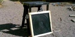 Încălzitor de apă solar
