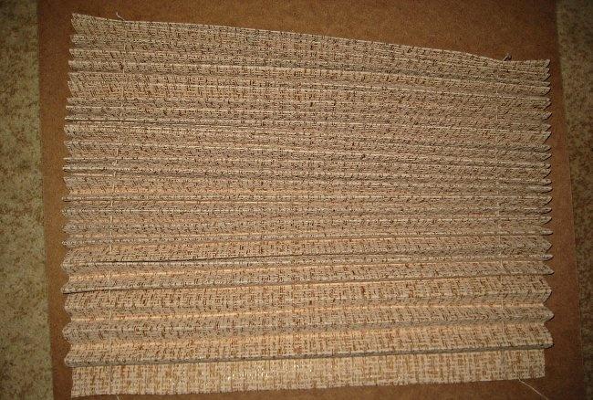 Duvar kağıdı panjur nasıl yapılır