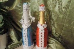 Cum se face o sticlă de șampanie pentru noul an